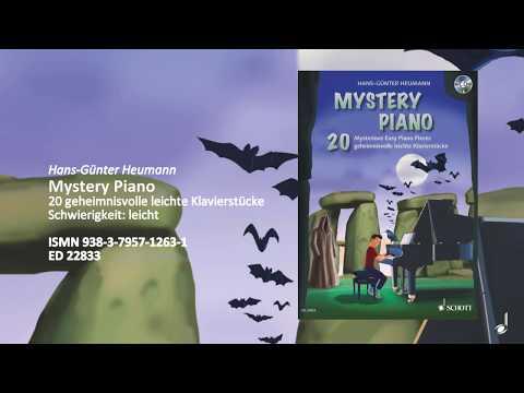 Mystery Piano - Blick ins Buch (Hans-Günter Heumann)