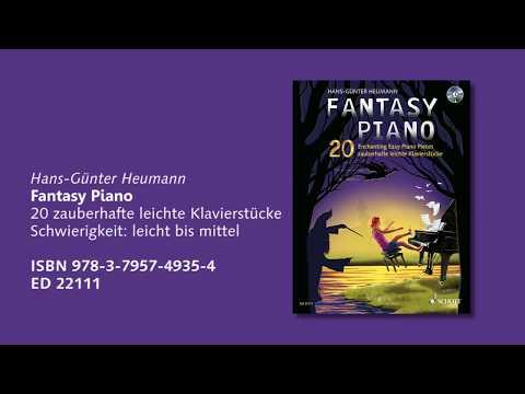 Fantasy Piano - Blick ins Buch (Hans-Günter Heumann)