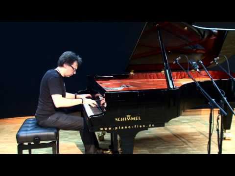 "Hans Günter Heumann plays ""Obsession"" from his new Songbook + CD ""Light and Shade"""