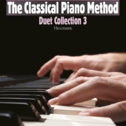 Cover - Heumann, The Classical Piano Method, Duet Collection, Book 3