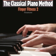 Cover - Heumann, The Classical Piano Method, Finger Fitness, Book 2