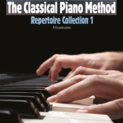 Cover - Heumann, The Classical Piano Method, Repertoire Collection, Book 1