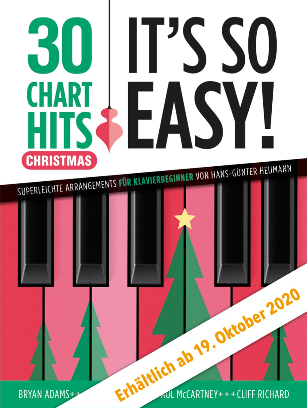 30 Chart Hits: It's so easy! Christmas