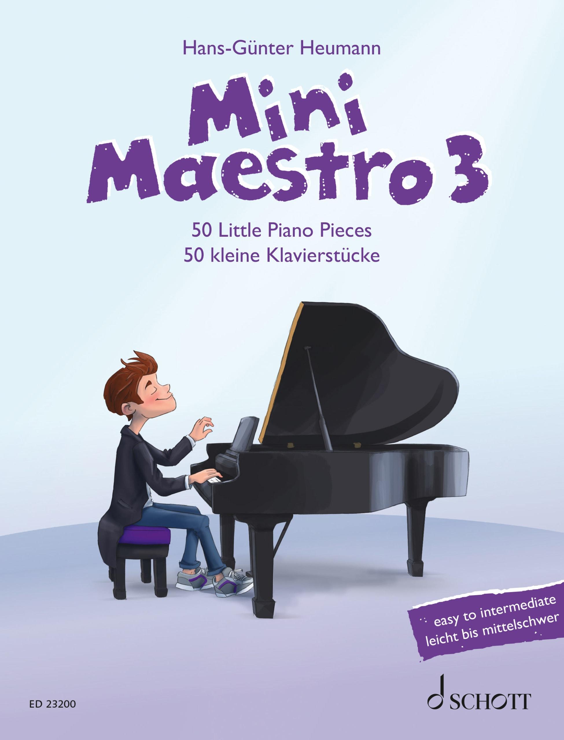 Mini Maestro: Band 3