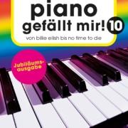 Cover, Titelbild Piano gefaellt mir Band 10