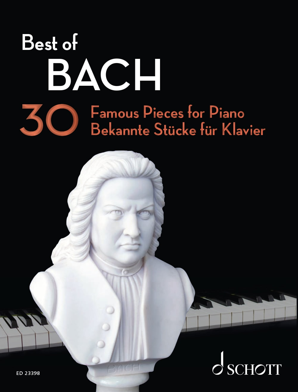 Titelbild Best Of Bach, Heumann