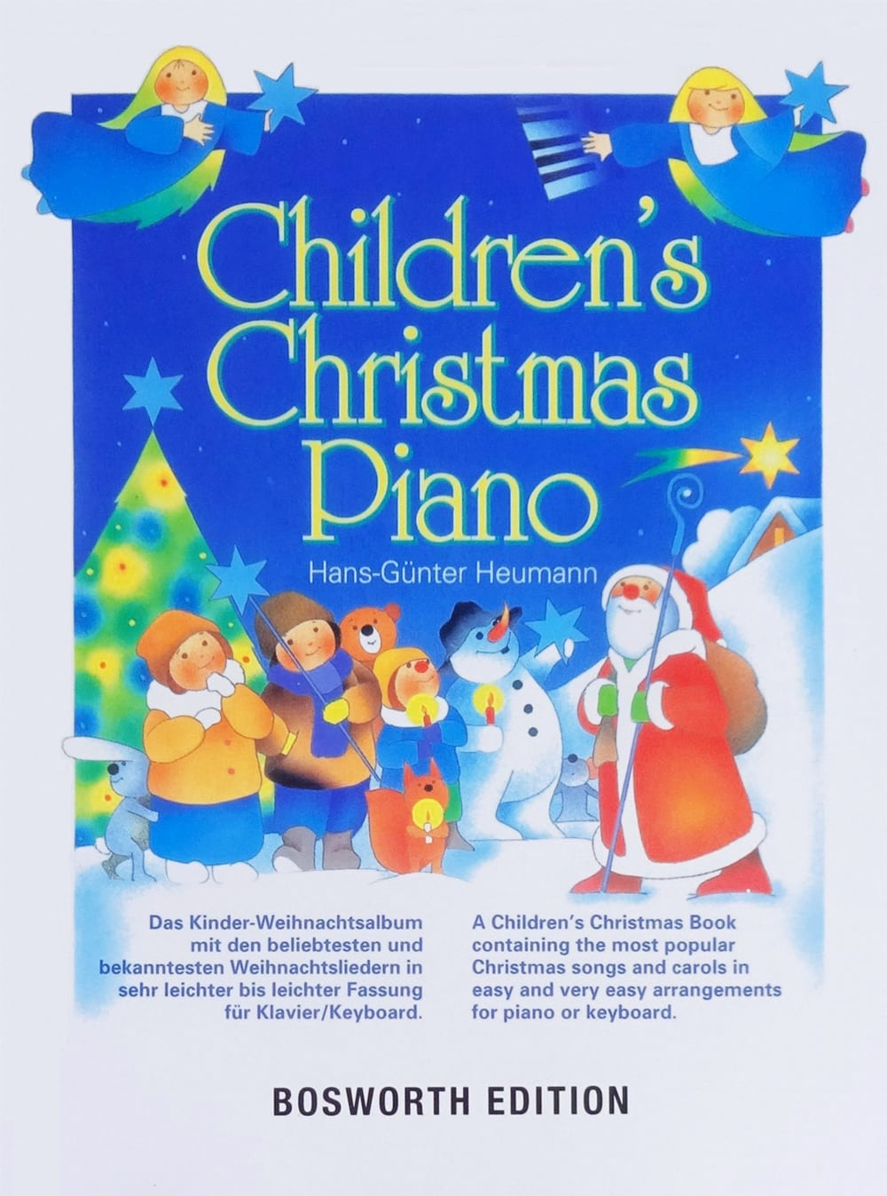 Childrens Christmas Piano: Das Kinder Weihnachtsalbum