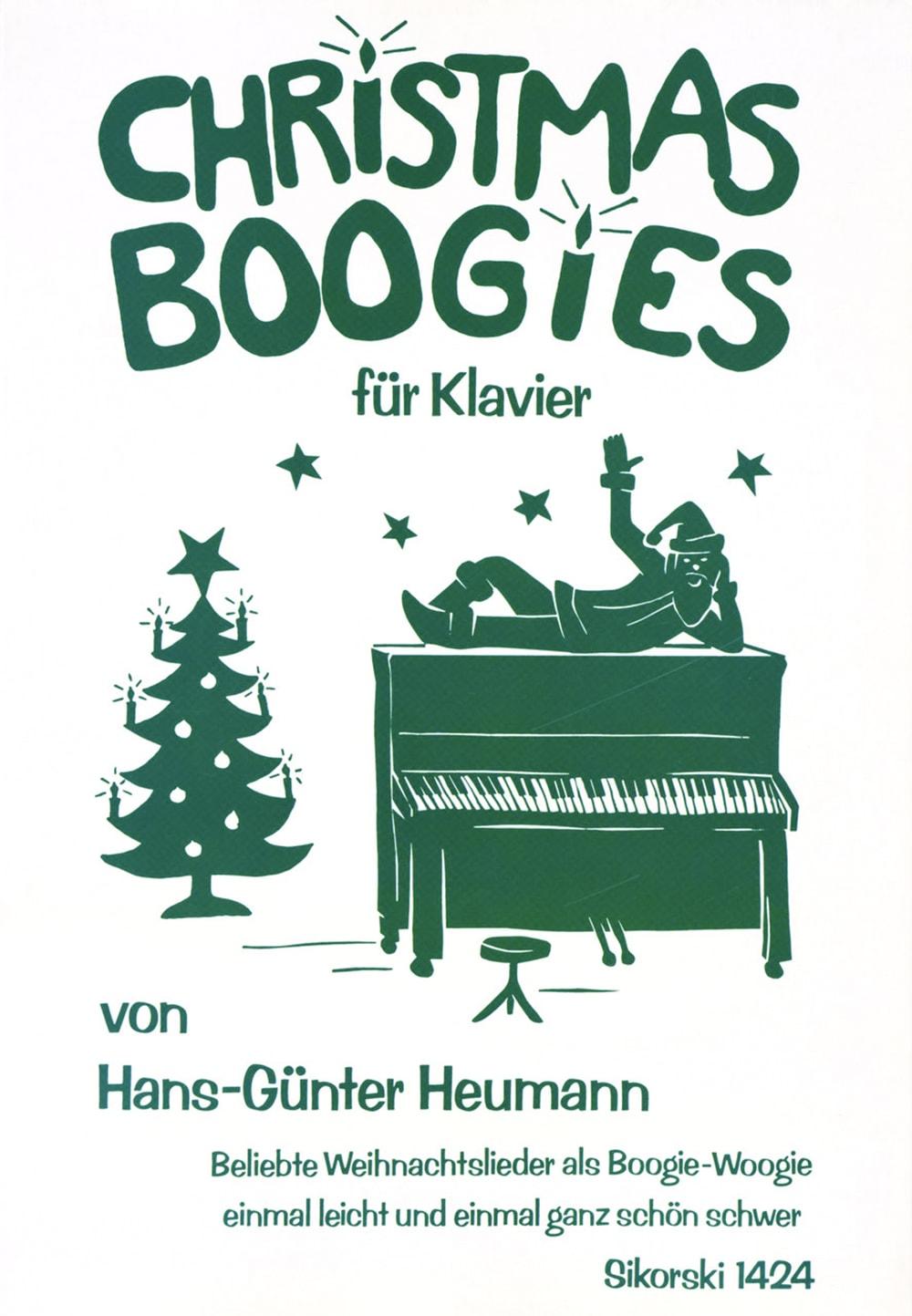 Christmas Boogies: Beliebte Weichnachtslieder als Boogie