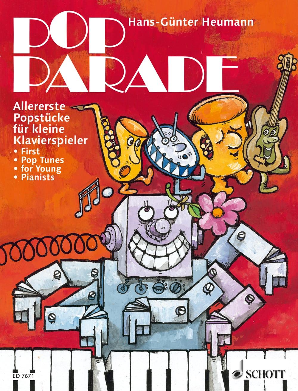 Pop Parade: Allererste Popstücke für kleine Klavierspieler