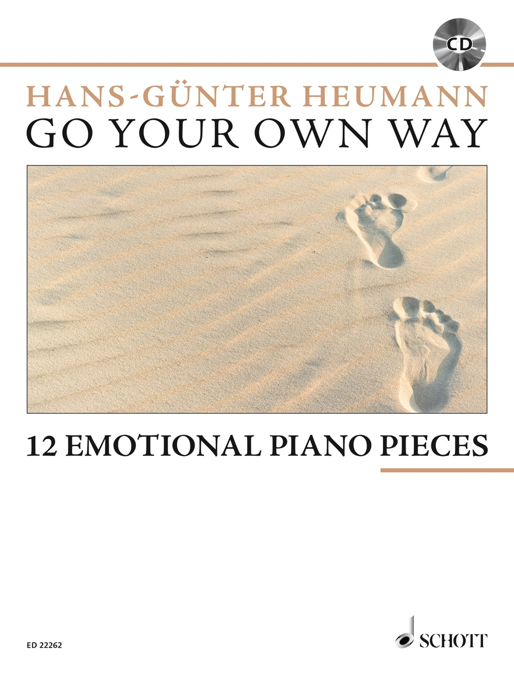 Go Your Own Way: 12 Emotional Piano Pieces