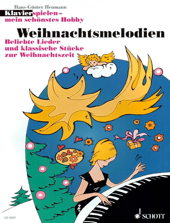 Klavier spielen – mein schönstes Hobby: Weihnachtsmelodien