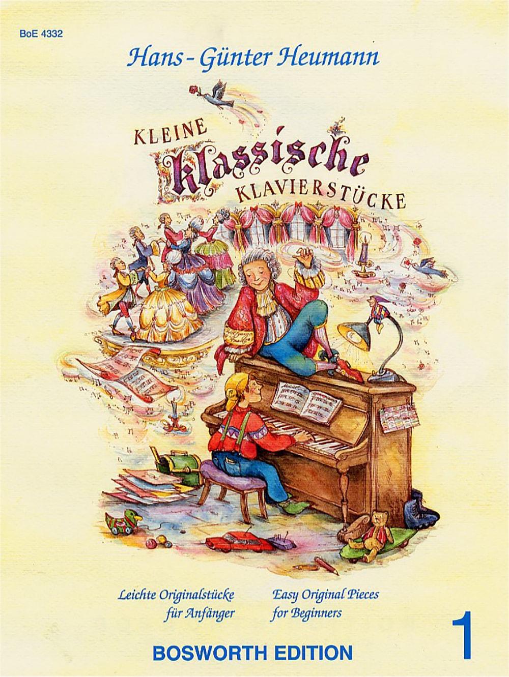 Kleine klasische Klavierstücke: Band 1