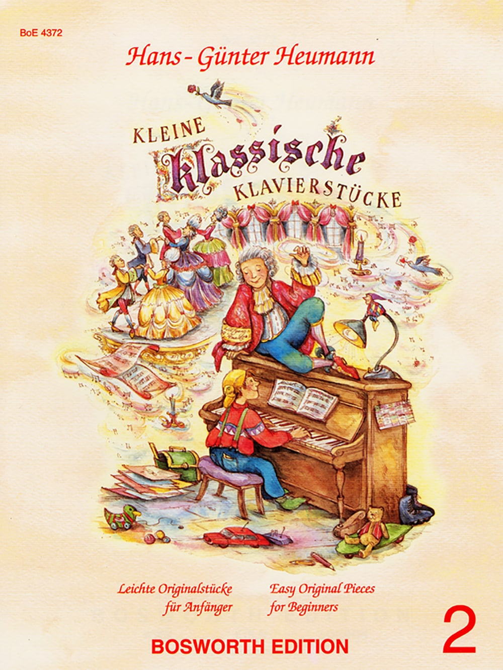 Kleine klasische Klavierstücke: Band 2