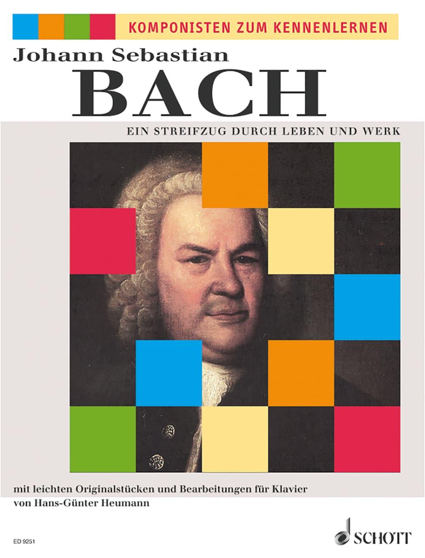 Komponisten zum Kennenlernen: Bach