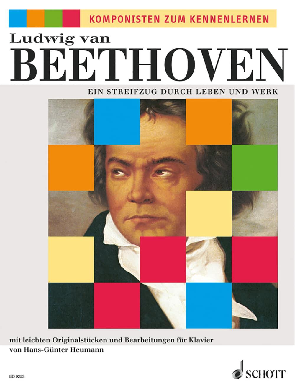 Komponisten zum Kennenlernen: Beethoven