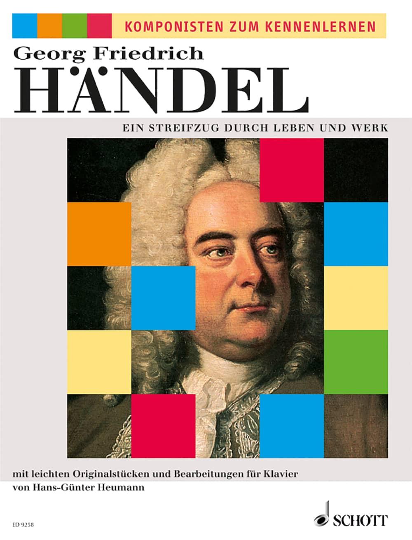 Komponisten zum Kennenlernen: Händel