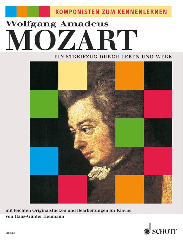 Komponisten zum Kennenlernen: Mozart