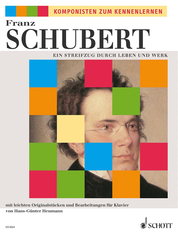 Komponisten zum Kennenlernen: Schubert
