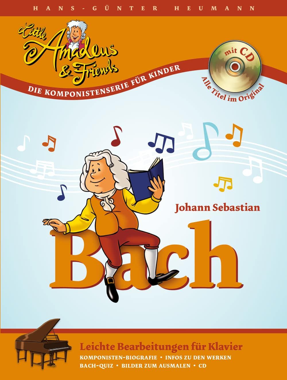 Little Amadeus & Friends: Bach