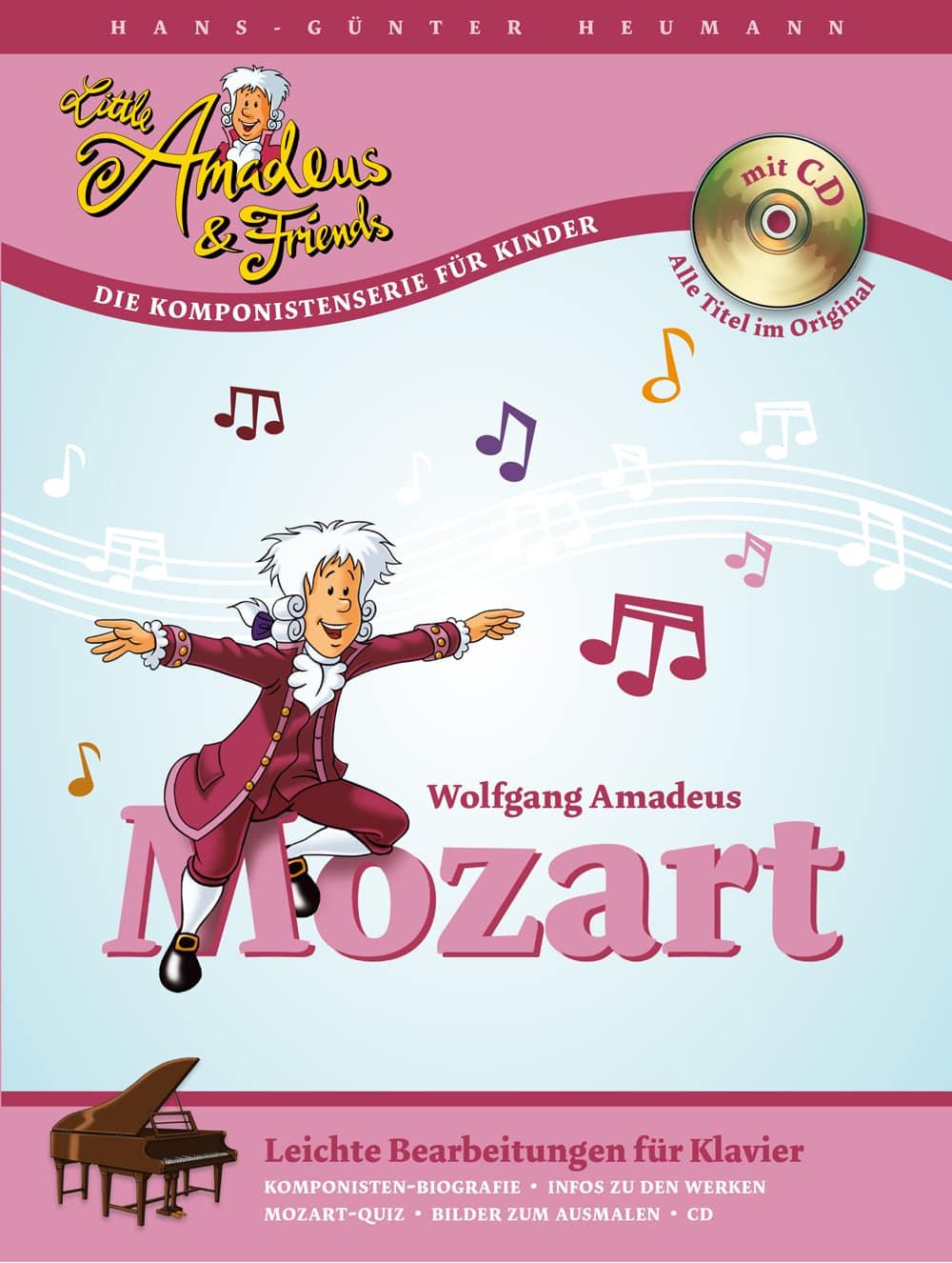 Little Amadeus & Friends: Mozart