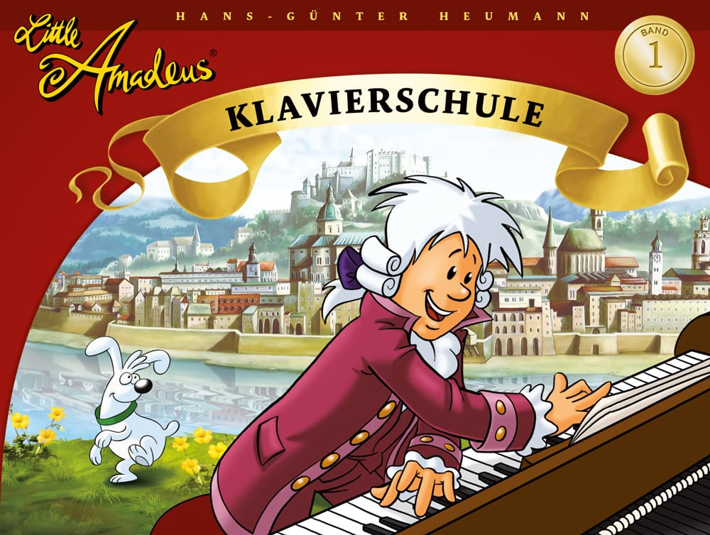 Little Amadeus: Klavierschule, Band 1