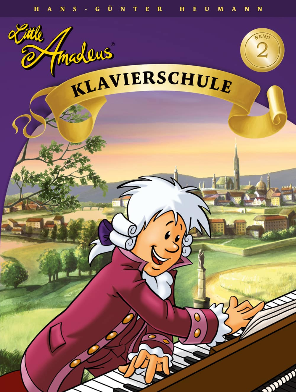 Little Amadeus: Klavierschule, Band 2