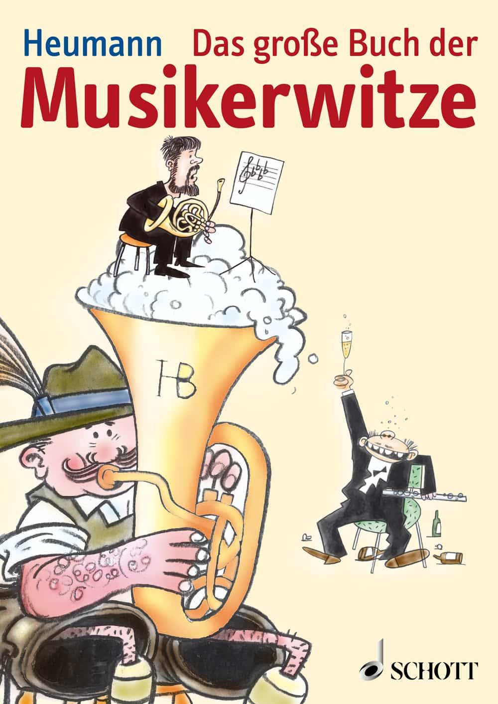 Das große Buch der Musikerwitze