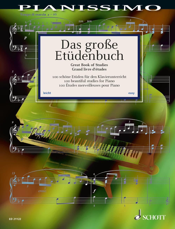 Pianissimo: Das große Etüdenbuch