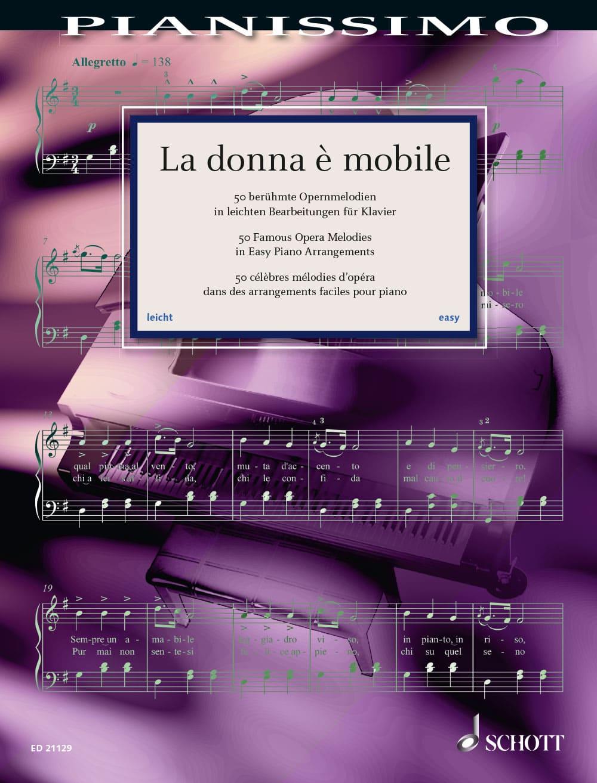 Pianissimo: La donna è mobile