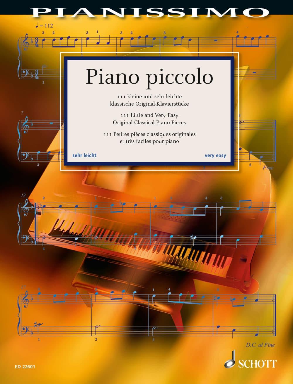 Pianissimo: Piano piccolo