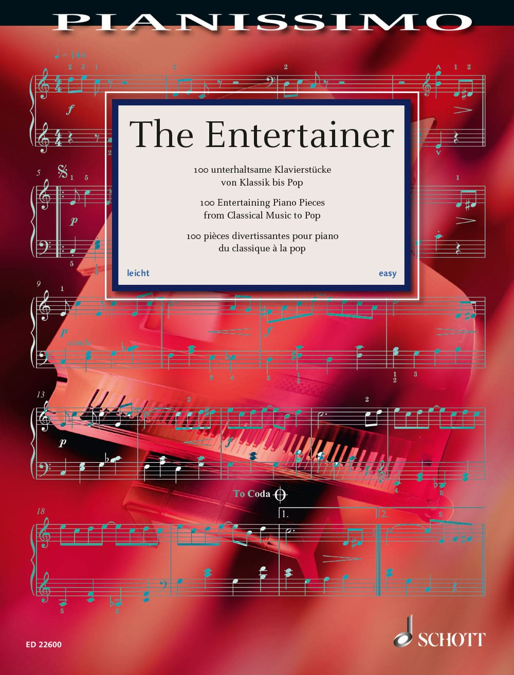 Pianissimo: The Entertainer