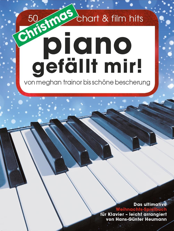 Piano gefällt mir! Christmas