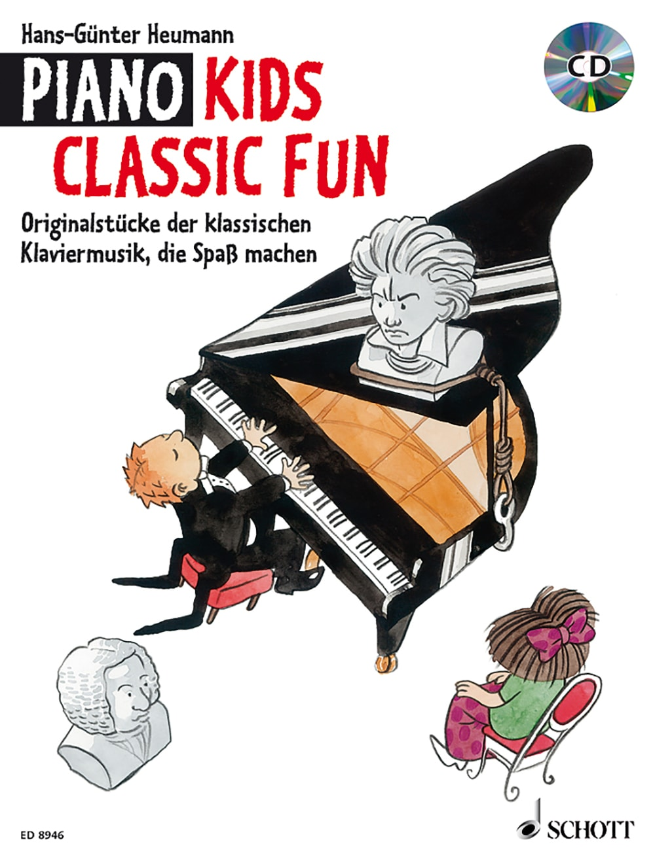 Piano Kids: Classic Fun