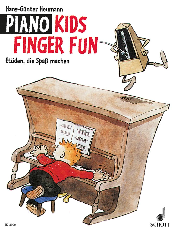 Piano Kids: Finger Fun