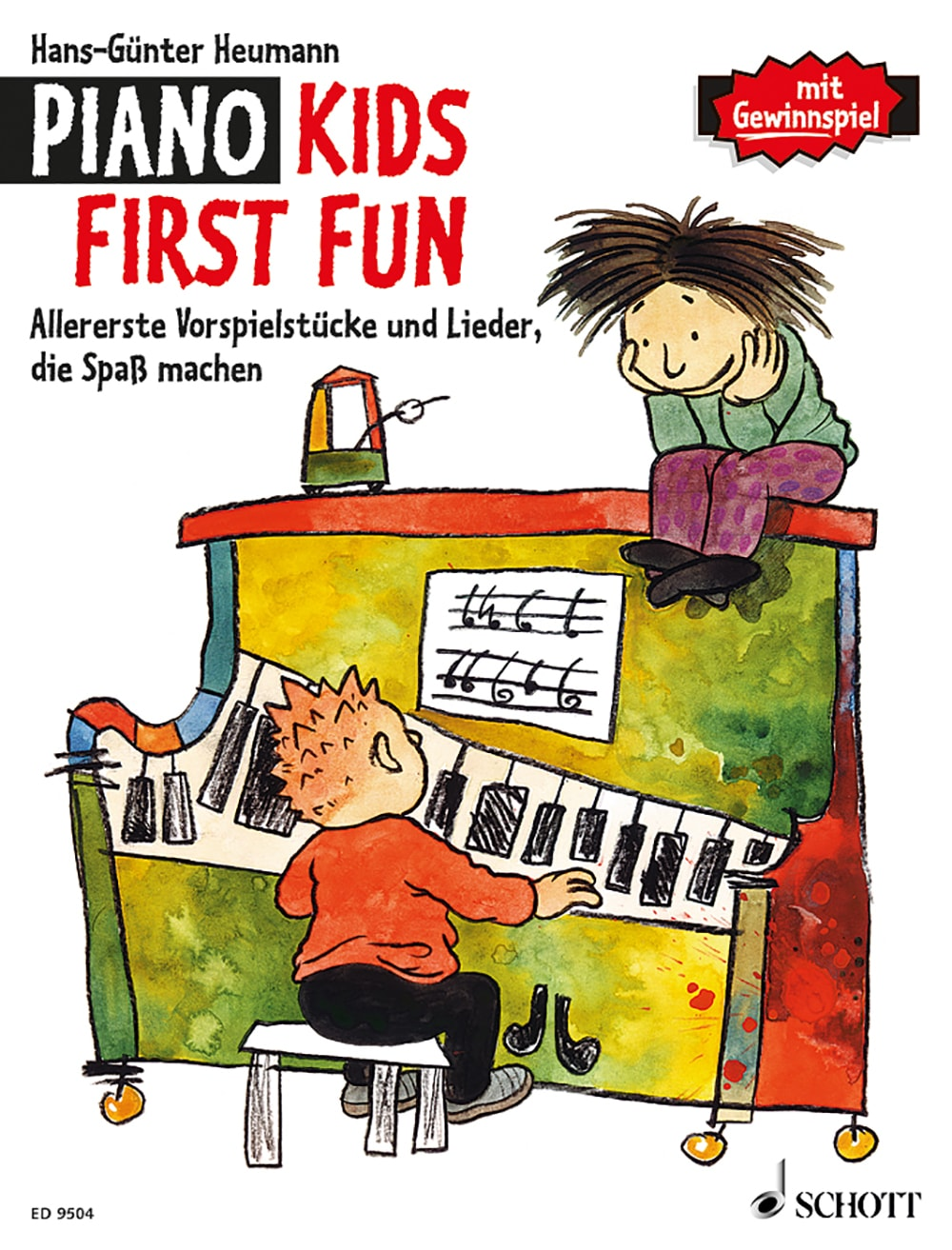 Piano Kids: First Fun
