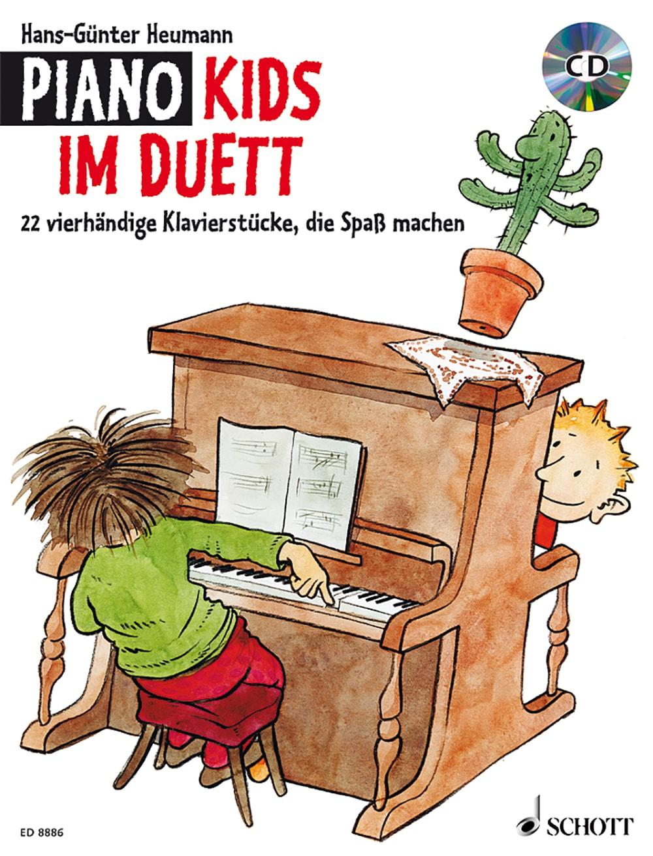 Piano Kids: im Duett