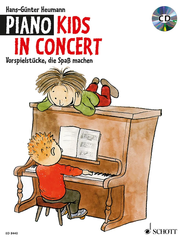 Piano Kids: In Concert