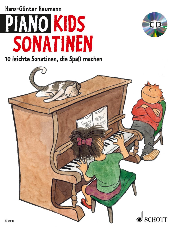 Piano Kids: Sonatinen