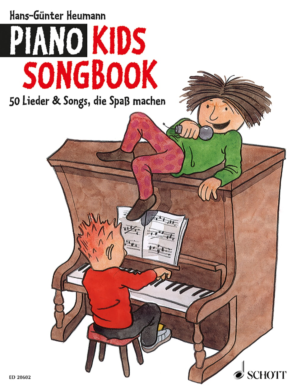 Piano Kids: Songbook