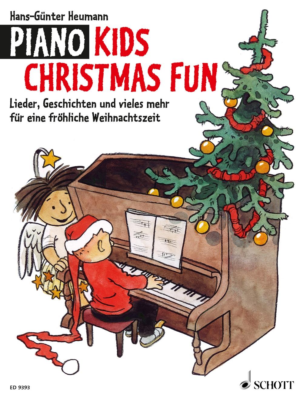 Piano Kids: Christmas Fun