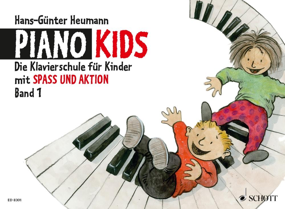 Piano Kids: Klavierschule, Band 1