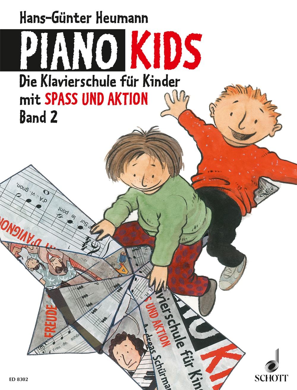 Piano Kids: Klavierschule, Band 2