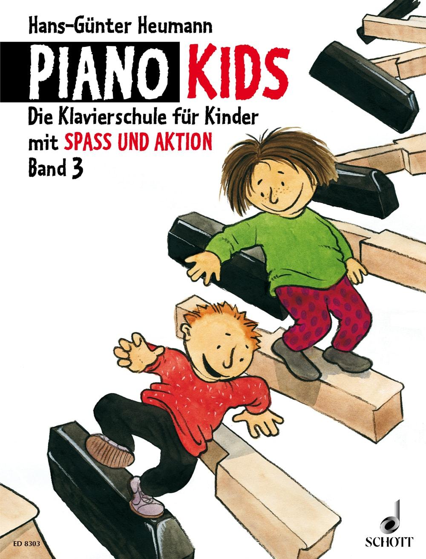 Piano Kids: Klavierschule, Band 3