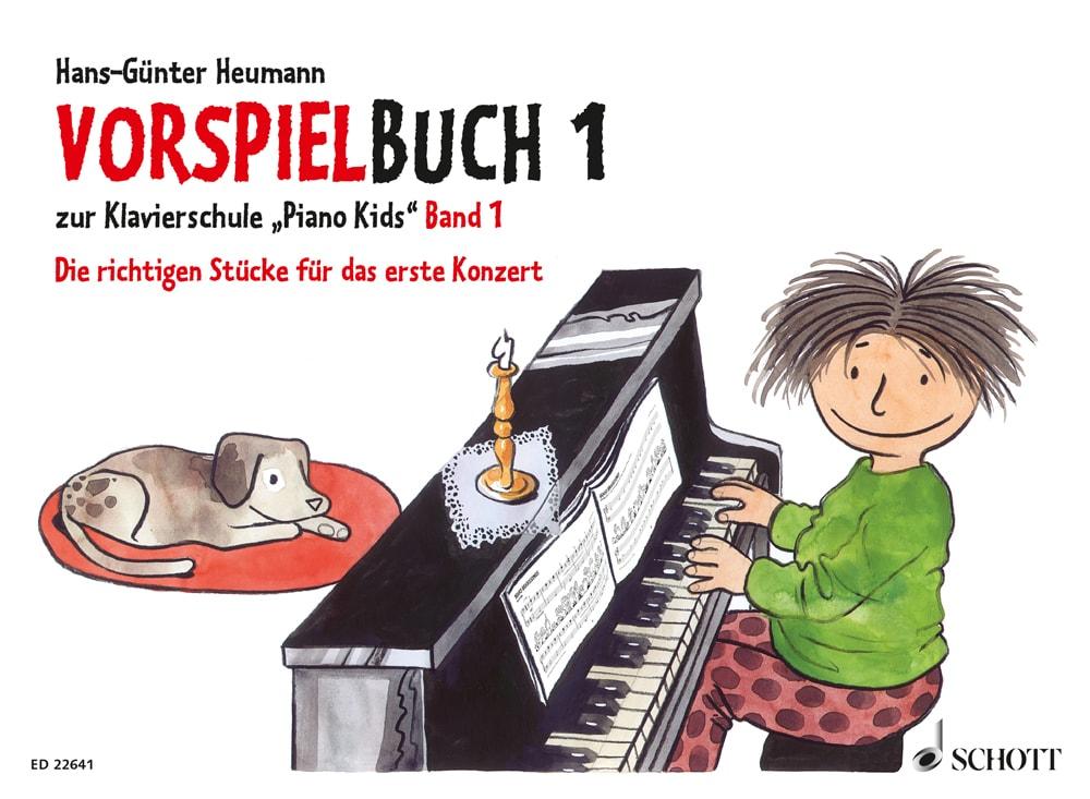 Piano Kids: Vorspielbuch, Band 1