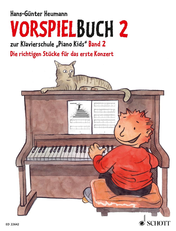 Piano Kids: Vorspielbuch, Band 2