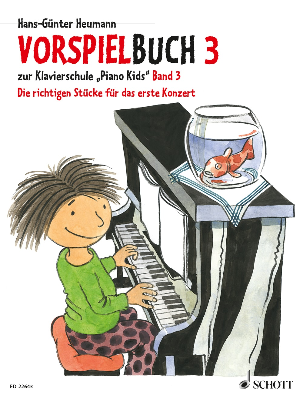 Piano Kids: Vorspielbuch, Band 3
