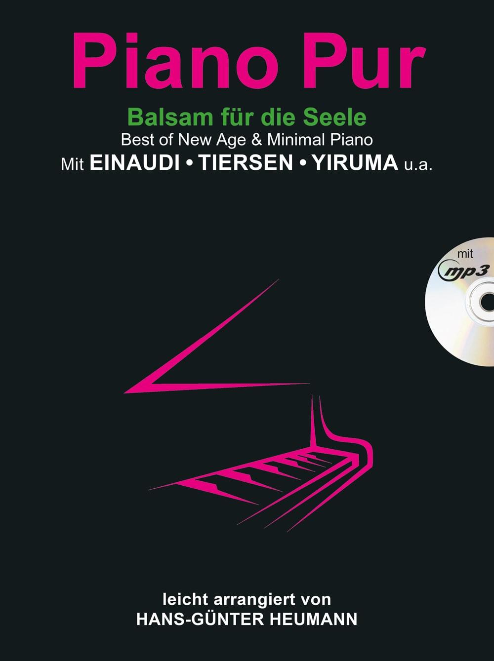 Piano Pur: Balsam für die Seele, Band 1