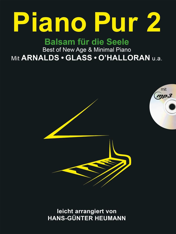 Piano Pur: Balsam für die Seele, Band 2
