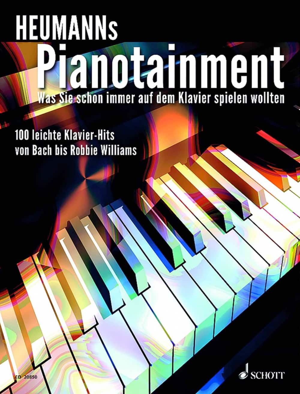 Pianotainment, Band 1: Klavier-Hits von Bach bis Robbie Williams