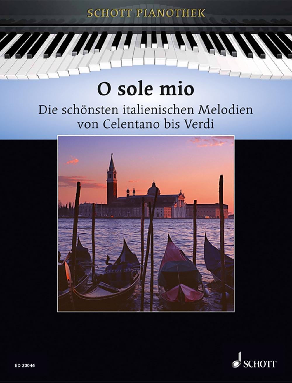 Pianothek: O sole mio